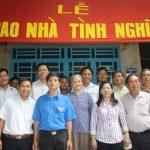 Bàn giao nhà tình thương tại Gò Dầu, Tây Ninh – 09/2016