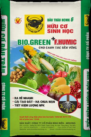 BIO.GREEN + F.HUMIC
